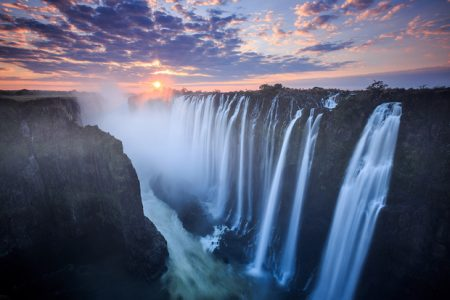 10 Unique Waterfalls Over the Globe