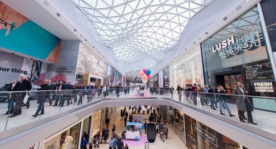 Top Shopping Centers in London - Westfield London Has The Size of 46 Acres