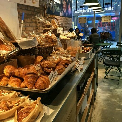 Top 5 Bakeries in Seoul