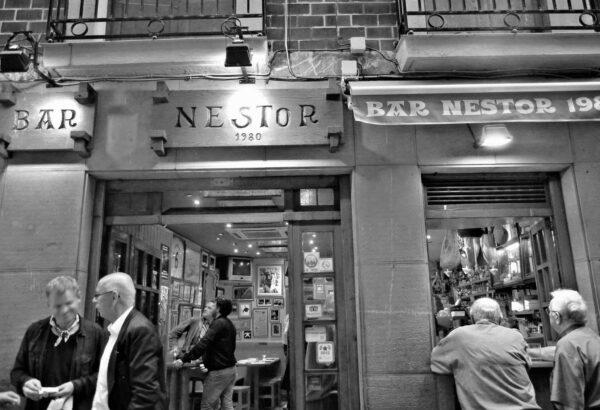 Top Bars in San Sebastian - Bar Nestor San Sebastian Offers Delicious Steaks And Meat Delicacies