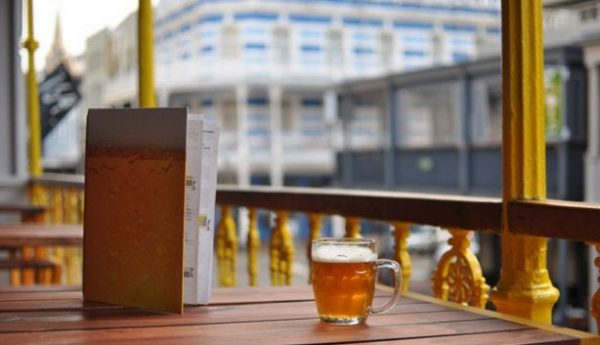 South Africa Travel Tips - Beerhouse Has Many Imported Beers As Well As Local Brews