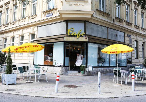 Austria Travel Tips - Café Z Has A Vintage Style Offering Sweet & Savory Pancakes