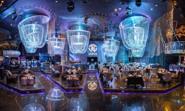 Night Clubs Dubai - Cavalli Club is An Italian Themed Bar Where Famous People Go