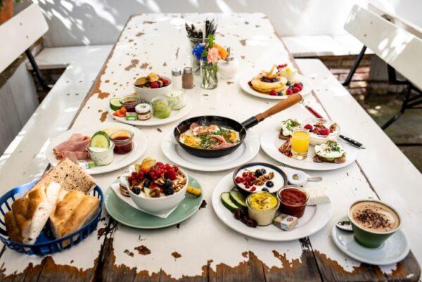 Best Restaurants to Get Brunch in Vienna - Das Augustin Has A Homey Feel to It