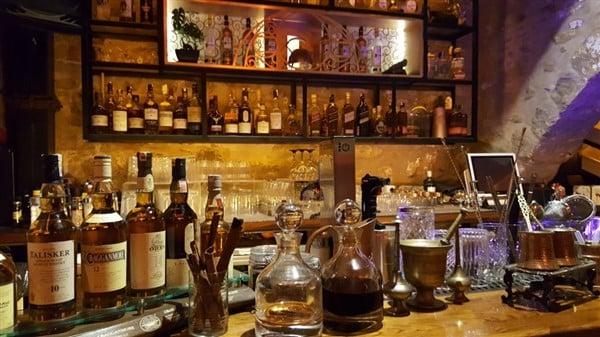 Top Bars in Bodrum