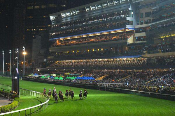 Hong Kong Tourist Spots - Hong Kong Jockey Club Happy Valley Racecourse