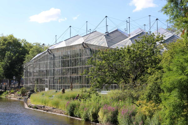 Amsterdam Tourist Attractions - Hortus Botanicus Amsterdam is One of The Oldest Gardens in The World