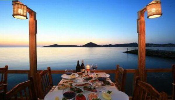 Top 5 Restaurants in Bodrum