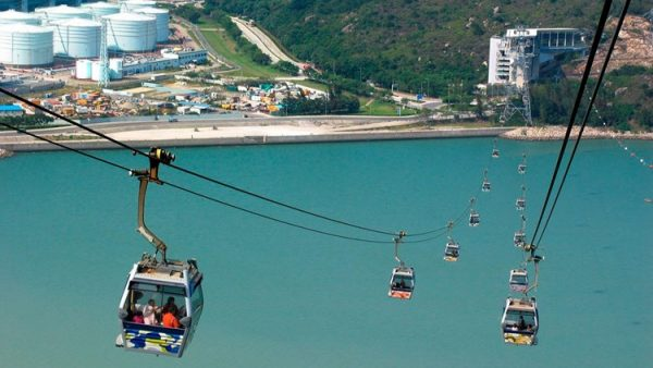 Top 5 Hong Kong's Attractions