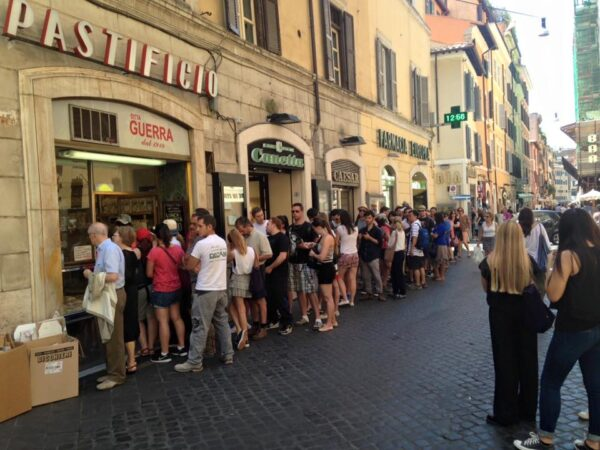 Best Pasta in Rome - Pastificio Guerra is Available At A Short Walk From Piazza di Spagna.