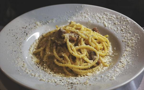 Italy Travel Tips - Roscioli Salumeria con Cucina is Famous For its Carbonara