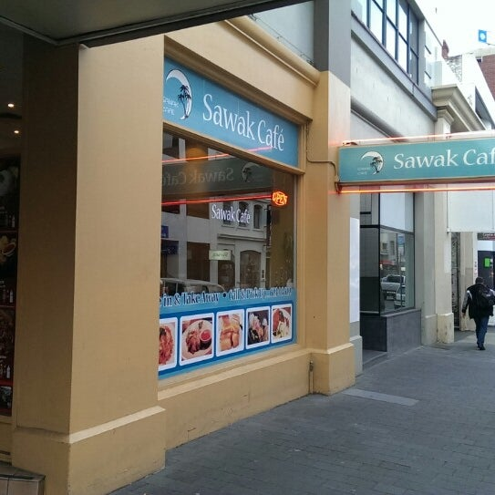 Australia Travel Tips - Sawak Cafe is A Malaysian Restaurant Selling Char Kway Teow