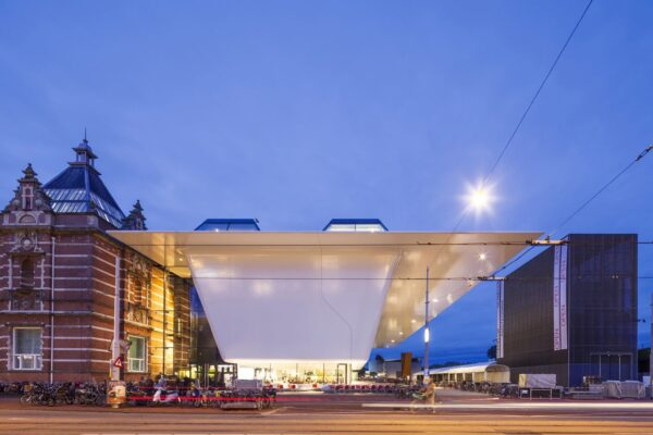 Places to Visit in Amsterdam - Stedelijk Museum Amsterdam is A Well Known Modern Museum