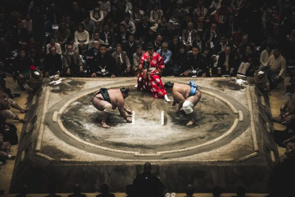 Tokyo Attractions Guide - Enjoy Sumo Which USed to be For Celebration of A Good Harvest
