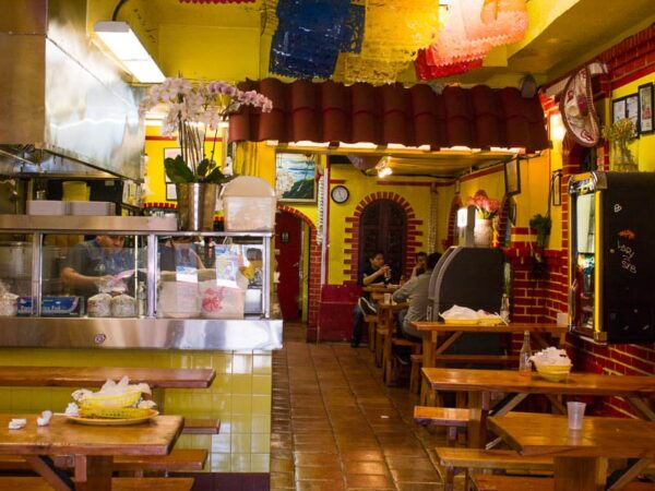 Cheap Eats San Francisco - Taqueria Cancún is Located in The Mission District