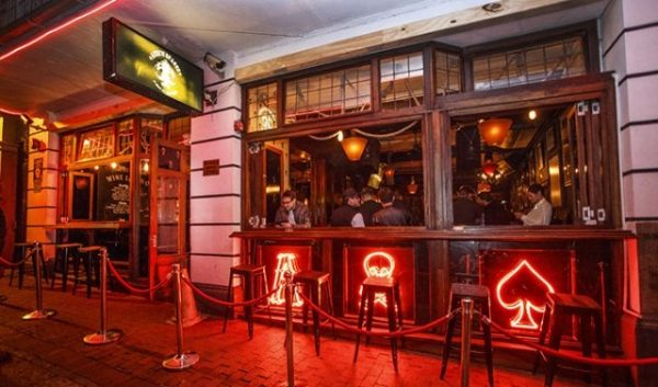 Top Bars in Cape Town