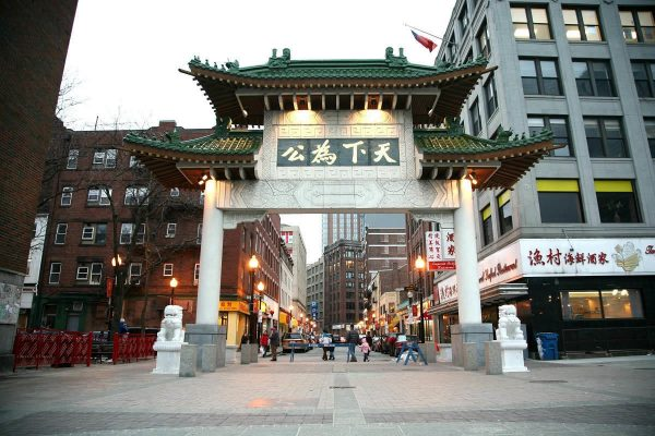Top Eatceries in Boston's Chinatown