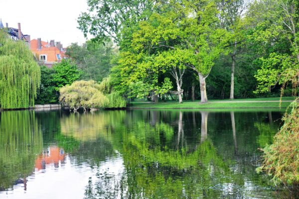 Amsterdam Tourist Attractions - Vondelpark is Most Famous Park in The City