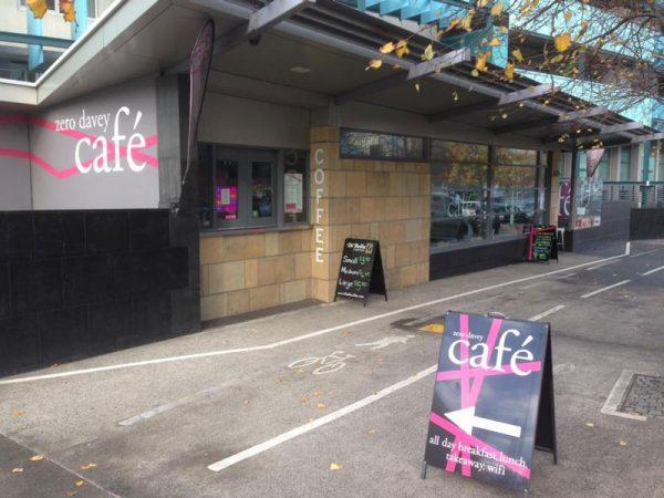 Australia Travel Tips - Zero Davey Cafe is Suitable For Residents in Zero Davey Apartments