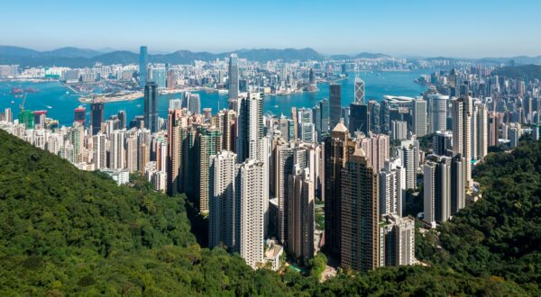 Top 5 Hong Kong's Attractions - Victoria Peak is The Highest Point in All of The City