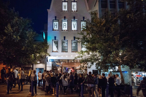 Cape Town Nightlife Guide - House of Machines is Located At Shortmarket St