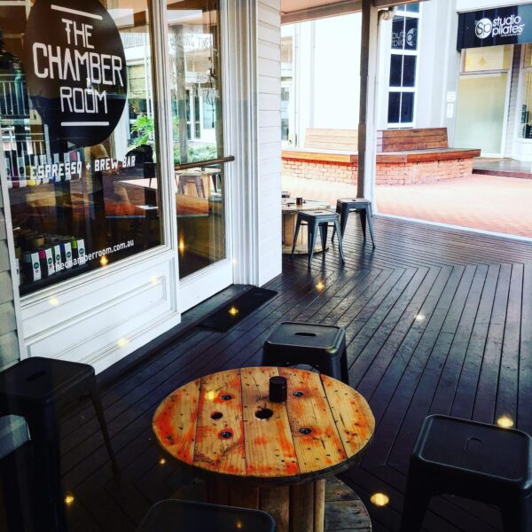 Best Coffee in Cairns - The Chamber Room Espresso & Brew Bar Serves Nice Hot Chocolate