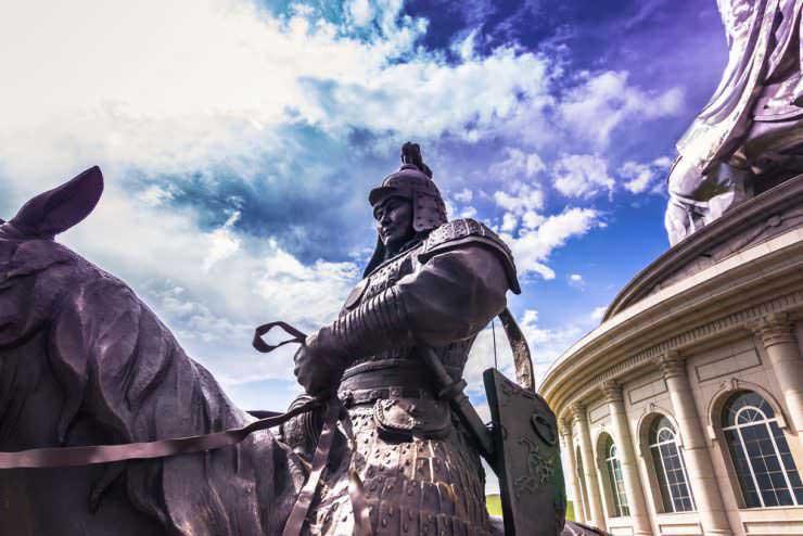 Mongolia Historical Sights