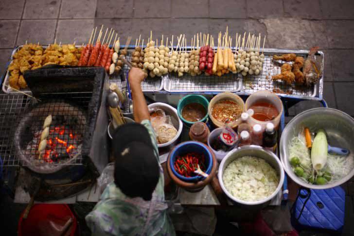 Best Southeast Asian Tourist Countries - Thailand Has Food Like Pad Thai And Papaya Salad
