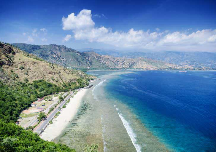 Top Asia Countries to Visit - Timor Has Architecture Belonging to The Portuguese Colonial Period