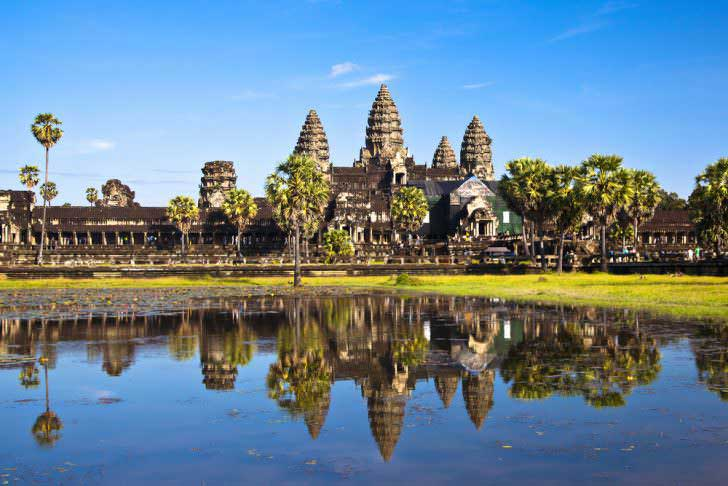 Top Asia Countries to Visit - Cambodia Offers Angkor Temple That is Huge And Complex