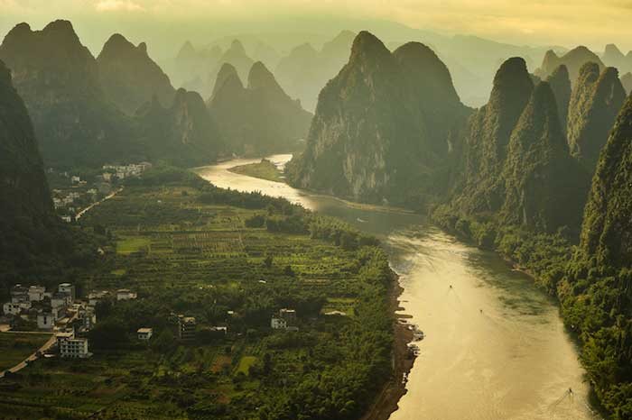Yangshuo County Offers An Incredible View of The Karst Mountains - Asia Travel Tips
