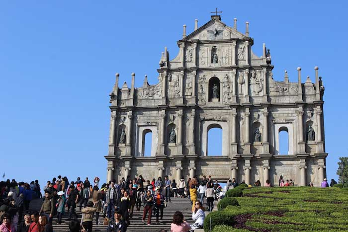 Macau - destination in South China