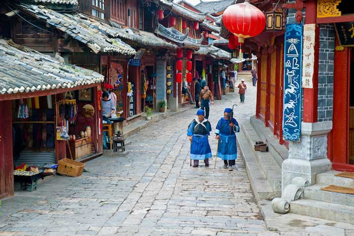 Lijiang Ancient Town is One of The Four Remaining Ancient Cities - Amazing Destinations in South China