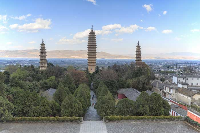 Amazing Destinations in South China - Dali Was A Hangout Place For Travelers