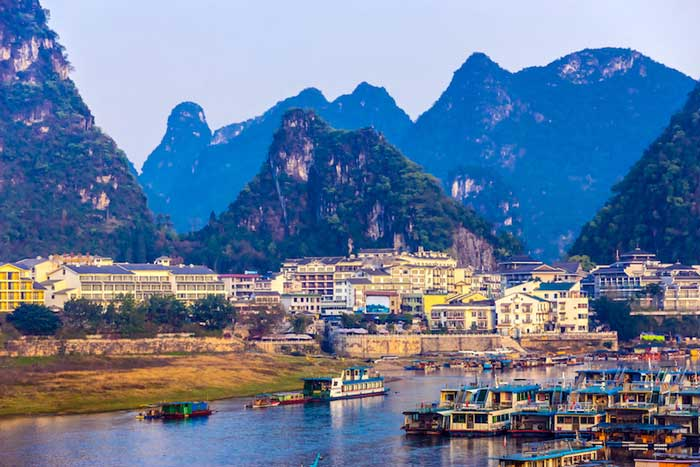 Guilin Has Two Lakes of Shanhu and Ronghu - Amazing Destinations in South China