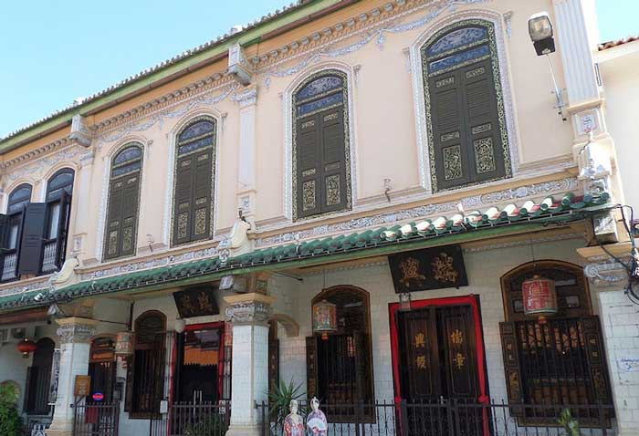 Attractions in Malacca Malaysia, Baba Nyon Heritage Museum- baba_and_nyonya_house_museum