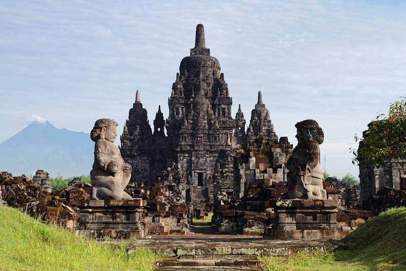 Indonesian temples, Indonesia 's most beautiful temple