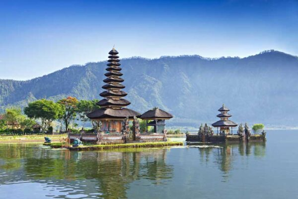 The most beautiful temples in Indonesia