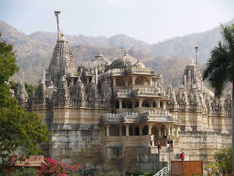 Hindu temples, List of Indian temples, ranakpur_temple