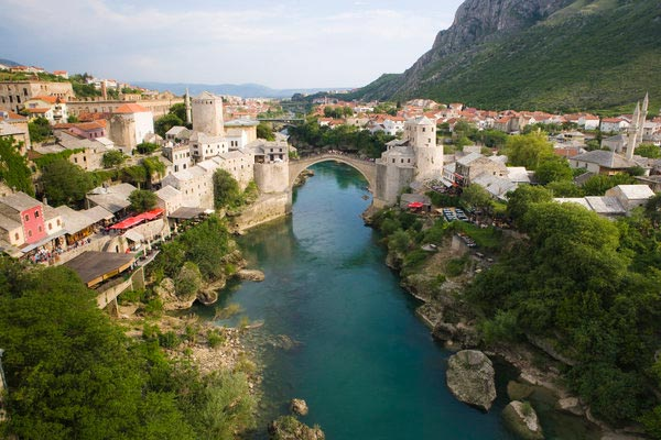 Bosnia and Herzegovina is Where You Can Do Skiing And Water Rafting- Traveling on Budget