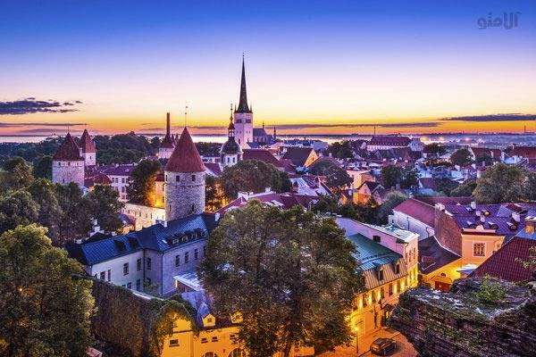 Low-budget travel, Estonia-Estonia