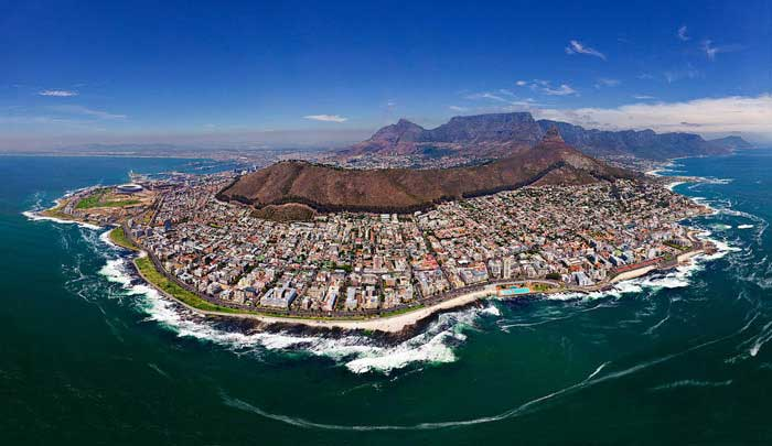 Cape town - the most dangerous tourist attractions in the world