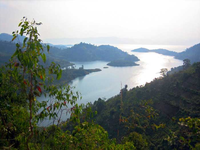 Lake Kivu - the most dangerous tourist attractions in the world