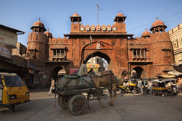 Sights of Rajasthan India, Bikaner