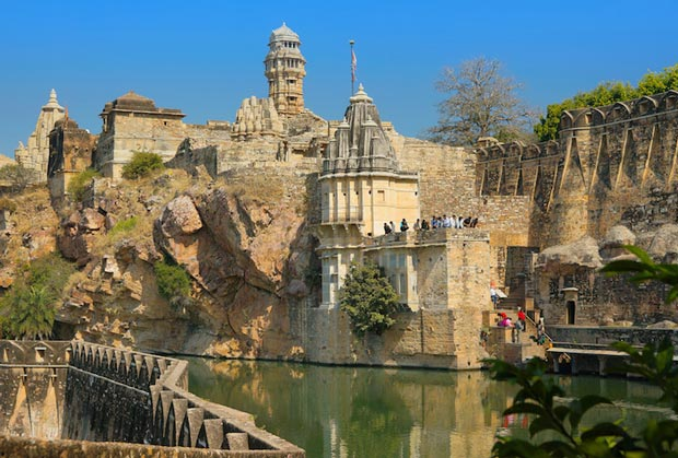 Sights of Rajasthan India, Chittorgarh