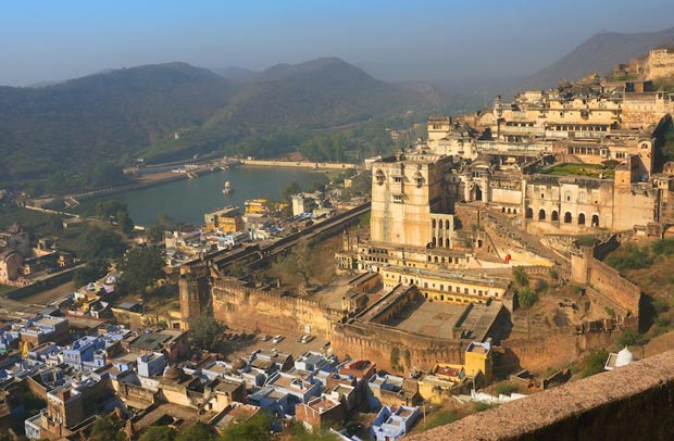 Sights of Rajasthan India, Bundi