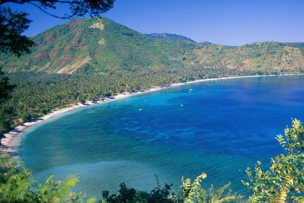 The most beautiful beaches of Indonesia, Lombok Island