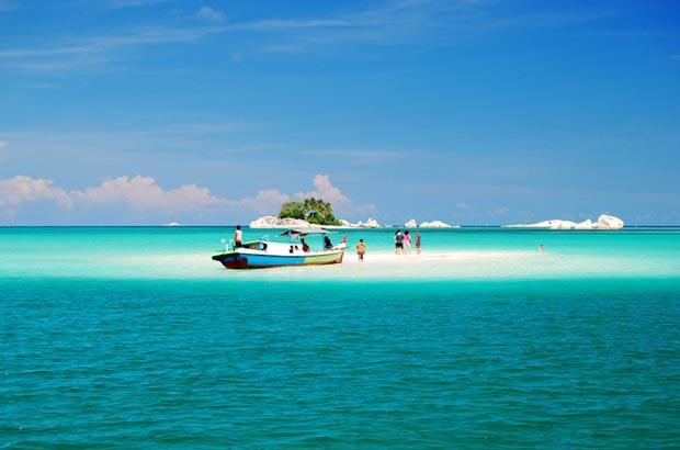 The most beautiful beaches of Indonesia, Bangka-Belitung-bangka_belitung_islands