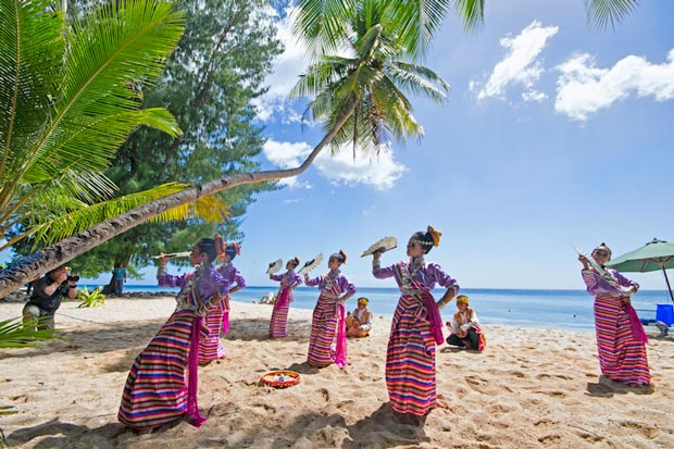 The most beautiful beaches of Indonesia, Wakatobi-wakatobi_islands island