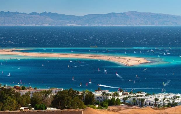 Africa Travel Tips - Dahab is Located 85 Kilometres North of Sharm El-Sheikh